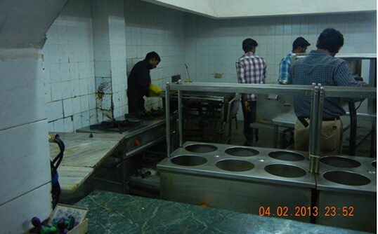 Cleaning Services in Chennai