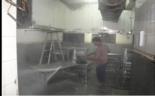 Industrial cleaning service in Chennai