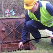 Industrial drain pipe cleaning service in Chennai