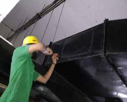 Kitchen Exhaust Duct Cleaning
